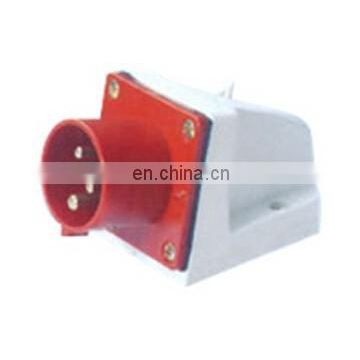 Ordinary Type Industrial Surfacel Mounted Plug 513 16A IP44