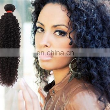 Black woman style TOP quality Alibaba hot sale curly human hair extensions