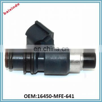 OE 0510 16450-MFE-641 FUEL INJECTOR FOR VT750 CBR250R/RA CRF250L CBR 250 MOTORCYCLE NOZZLE 12 HOLES