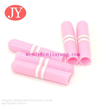 jiayang drawcord shoelace bullet shape aglet end for cord