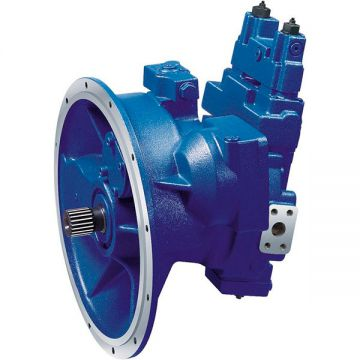 R902043742 Clockwise Rotation Rexroth A8v Axial Piston Pump 3520v