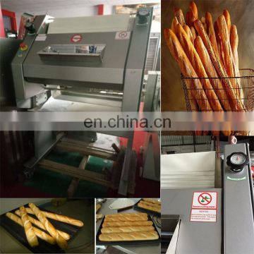 Belt cylinder long french bread moulder