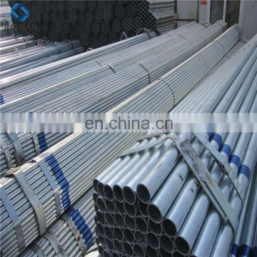 Competitive Price ASTM A53 Hot Dipped Galvanized Steel Pipe /Hollow Section GI round tube