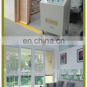 Insulated glass air filler machine/Insulated glass Inert Gas Inflator/Insulated glass gas charging machine (ZCJ02)