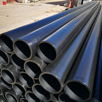 Pe Gas Pipe Electric Fusion Connection Polyethylene Plastic Pipe