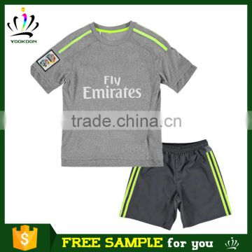 Real free sample to Euro cheap Grasoccer uniform camisa del madrid kids soccer  jersey thai quality football shirt jersey of New Products from China ... 36b303366