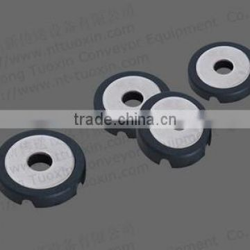 Drip Pan Mounting Washer Component for Conveyor Bracket