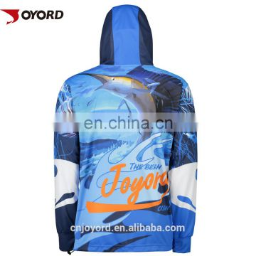 Custom Men sublimated fishing polo shirts