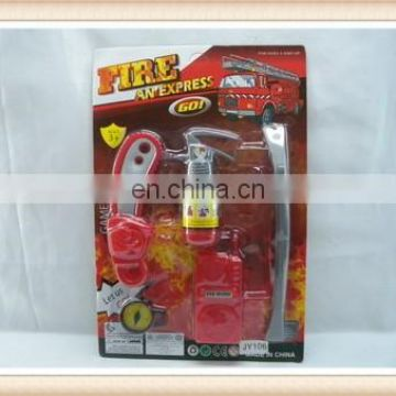 kids plastic mini toy sawing machine extinguisher Fire protection tools