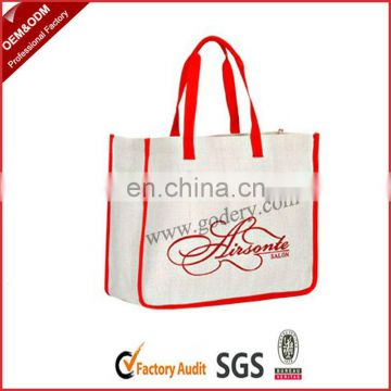 Promotional cheap foldable fruit tote bags