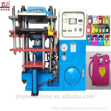 Automatic silicone Rubber 3D Phone Case Making equipment