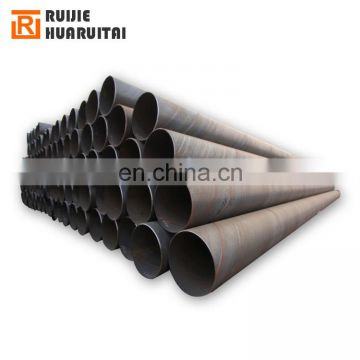 Penstock Pipe API SSAW Spiral Steel Pipe Large Diameter Pipe