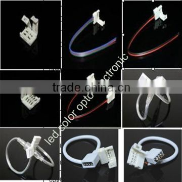 different types led strip accessories
