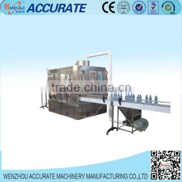 High quality Mineral water bottling plant monoblock three in one (XGF12-12-5)
