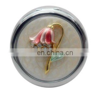 New Design Popular selling high-end metal makeup mirror
