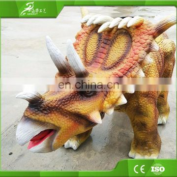 KAWAH Playground Facilities Realistic Walking Dinosaur Ride