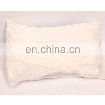 disposable white nonwoven pillow cover