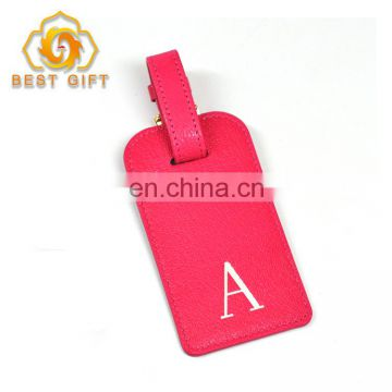 2018 Cheap Price Custom Your Own Luggage Tag