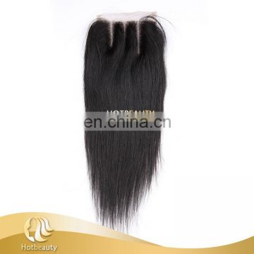 Remy Milk Straight Hair Lace Closure 8 Inch To 22 Inch In Stock