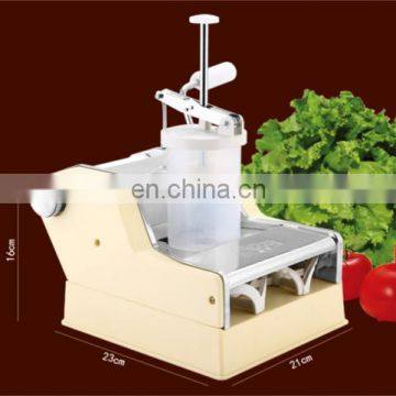 Commercial high efficiency dumpling skin making machine