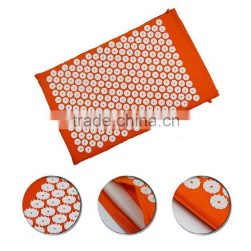 Back and Neck Pain Relief Acupressure Mat/acupressure spike mat/acupressure shakti mat