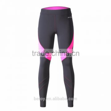 Beroy Latest Breathable Running Pants for Women, Custom Women's Compression Leggings Yoga Pants