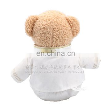 New Soft Stuffed Factory Custom Plush Teddy Bear Toys