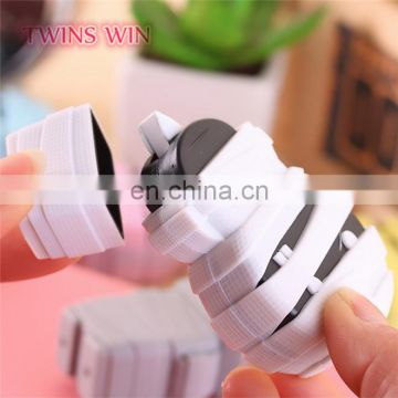 european cute fashion school office stationery wholesale unique zombies shaped colored correction tape