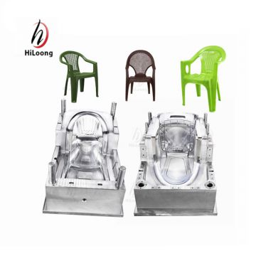 plastic chair mold made in china quality mold supplier