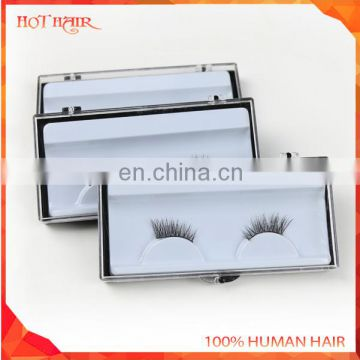 Silk Real Mink Eyebrow Extensions Wholesale Individual Eyelash Extension Mink Fur Eye Lash Extension