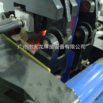 Galvanized rod iron rod square rod automatic flash butt welding round rod automatic flash butt welding machine manufacturer