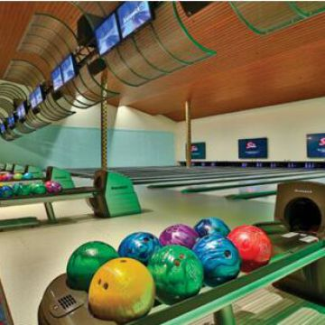 Bowling Equipment Diamond And Glow Wear Resistant