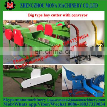 Professional grass cutting equipment /widly used farm chaff cutter/silage cutter