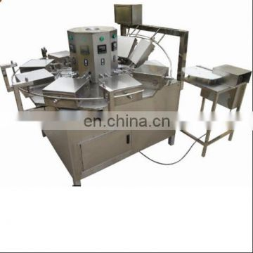 600-1000pcs/h Capacity Automatic Waffle Biscuit Making Machine Crisp Sugar Cone Rolled  Baking Machine