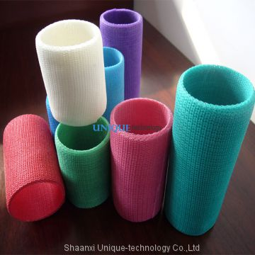 Cast Bandage Medical Supplies Made in China Waterproof Casting Tapes