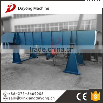 high processing capacity rectangular vibrating classifier for anthracite