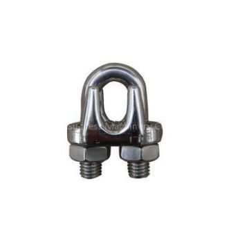 Stainless Steel JIS Wire Rope Clips