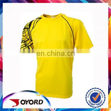 high-end 3d digital printing Customized OEM football sports jersey