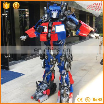 Super Hero Mascot Robot Cosplay Costume Medieval Suit Full Body Armor for Sale