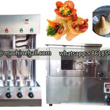 Factory Price Cone Pizza Moulding Machine For Sale