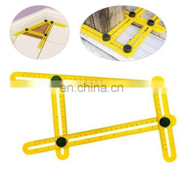 Plastic Template Tool Angleizer All Angles and Forms for All Surfaces Durable