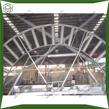 aluminium internal floater for gasoline storage tank