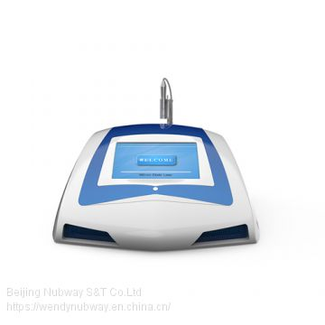Multifunctional 980nm diode laser spider vein vascular removal in spa