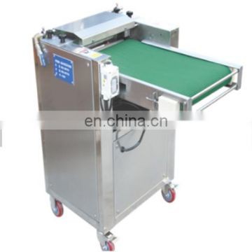Easy Operation Factory Directly Supply squid ring cutting slicing machine/fresh fish meat squid cutter