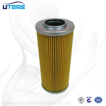 UTERS  25 Micron Stainless Steel Mesh Hydraulic Oil Filter Element  2.0005-G25-A00-0-V support OEM and ODM