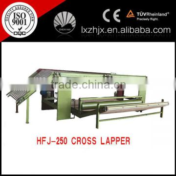 nonwoven cross lapper