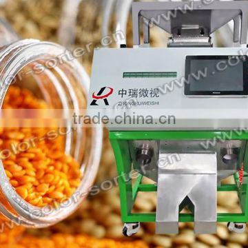 Seed color sorter/oil seed color separator/oil seed processing equipment