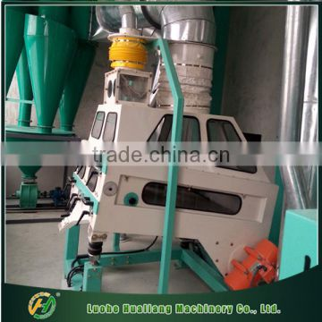 TQSF type gravity grade destoner machine from grain