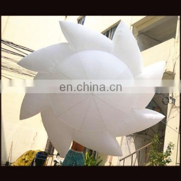 Particular inflatable star inflatable round shape star