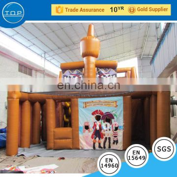 Hot sale inflatable bouncer slide cheap bounce houses with low price